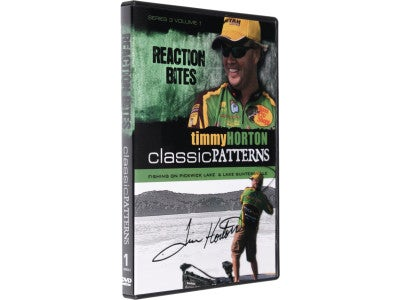 Classic Patterns DVD Reaction Bites with Tim Horton