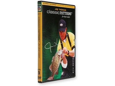Classic Patterns DVD Clear Water w/Joe Thomas