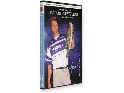 Classic Patterns DVD Different Lakes w/Mike Auten