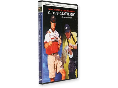 Classic Patterns DVD Seasonal Bass w/Auten & Thomas