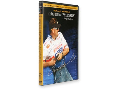 Classic Patterns DVD Spotted Bass w/Gerald Swindle