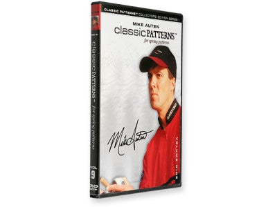 Classic Patterns DVD Spring Patterns w/Mike Auten