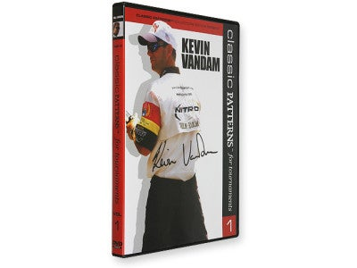 Classic Patterns DVD Tournaments w/Kevin VanDam