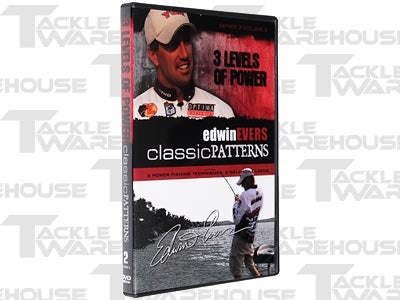 Classic Patterns DVD 3 Levels of Power with Edwin Evers