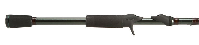 Shimano Compre Reaction Casting Rods