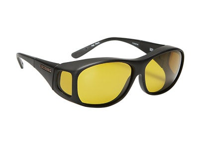 Cocoon Slim Line Black Sunglasses (Medium)
