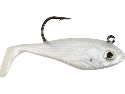 Creme Spoiler Swimbait 2