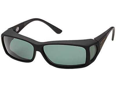 Cocoon Wide Line Black Sunglasses (M Large)
