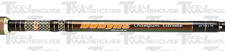 Dobyns Champion Extreme Mike Long Jig Rod