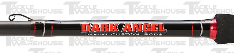 Damiki Dark Angel Casting Rods