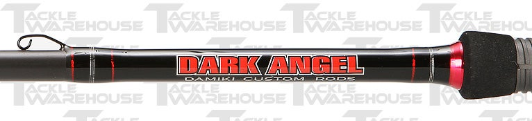 Damiki Dark Angel Spinning Rods