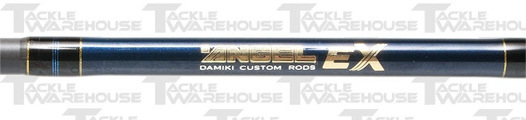 Damiki Angel EX Casting Rods 2 Piece