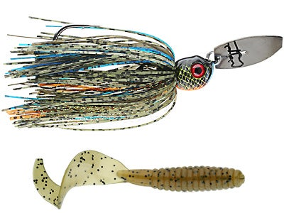 D&M Custom Baits Piranha Swim Jig