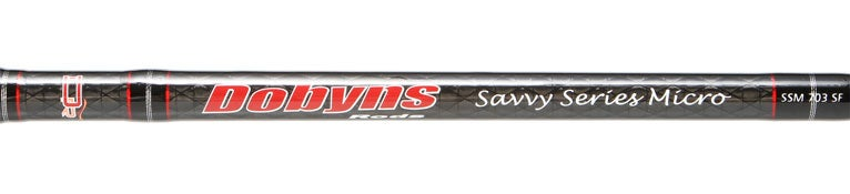 Dobyns Savvy Micro Guide Spinning Rods