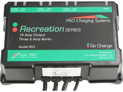Dual Pro On Board Battery Charger Recreation Series