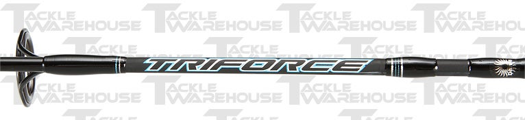 Daiwa Triforce-E Shorty Spinning Rods