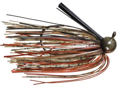 Dirty Jigs Skirted Football Jig