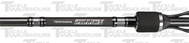 Team Daiwa Zillion Flipping Rods
