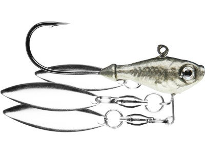 Elite Bait Co. Triple Shad Elite Underspin Jig