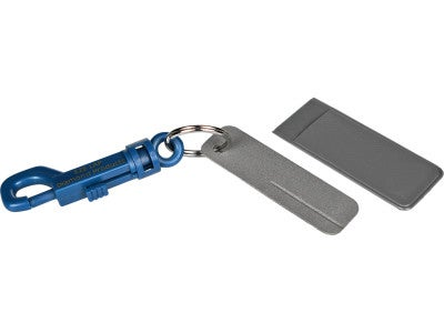 EZE-LAP Diamond Key Chain Hook & Knife Sharpener