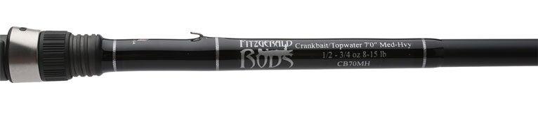 Fitzgerald Crankbait Casting Rods