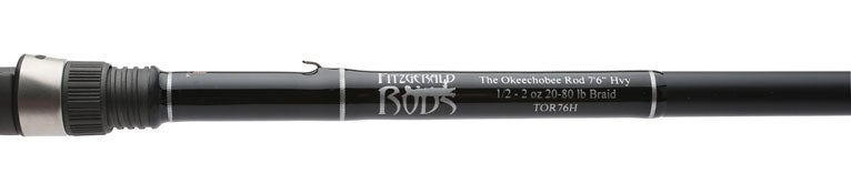 Fitzgerald Casting Rods