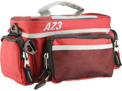 Flambeau AZ3 Soft Side Satchel with Zerust
