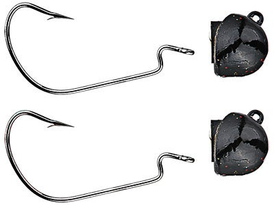 Freedom Tackle Hybrid Football Jig 2pk
