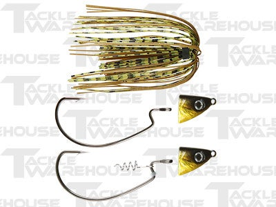 Freedom Tackle Stealth Hybrid Jig 2pk