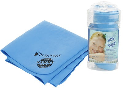 Frogg Toggs Sammy Camp & Trail Drying Towel