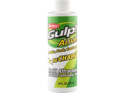 Berkley Gulp Alive Recharge Liquid 8oz