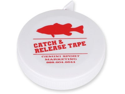 Gemini Catch & Release Measuring Tape