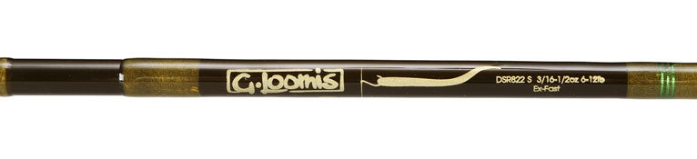 G. Loomis Drop Shot Spinning Rod