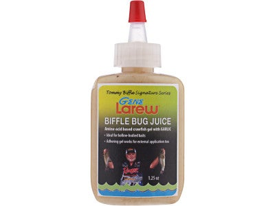 Gene Larew Biffle Bug Juice Fish Attractant 1.25oz