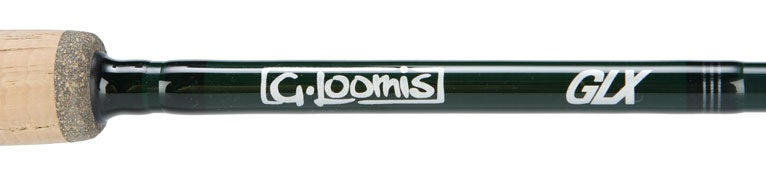 G. Loomis GLX  Jig & Worm Series Spinning Rods