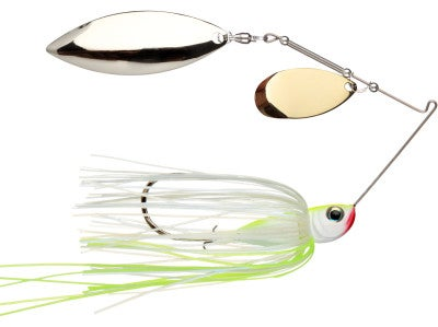 Ganns Stiletto Indiana Willow Blade Spinnerbaits