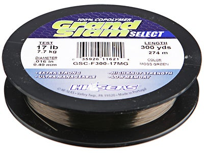 HI-SEAS Grand Slam Select Copolymer Fishing Line