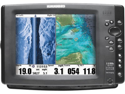Humminbird 1100 Series Sonar