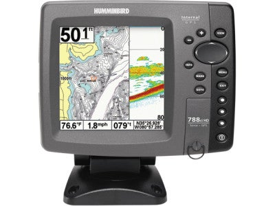 Humminbird 700 Series Sonar