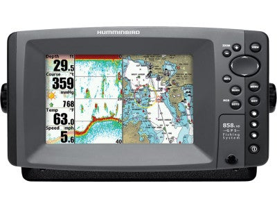 Humminbird 800 Series Sonar