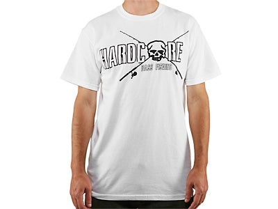 Hardcore Bass Fishing Hardcore Short Sleeve T-Shirt