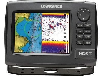 Lowrance Gen2 HDS-7 Series Sonar/Chartplotters