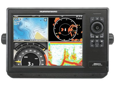 Humminbird ONIX Touch Screen Series Sonar