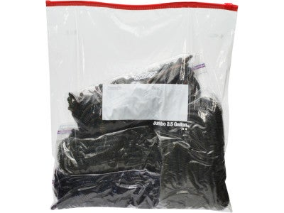 Hefty Sportsman One Zip Bags