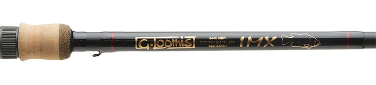 G. Loomis IMX Casting Mag Bass Rods