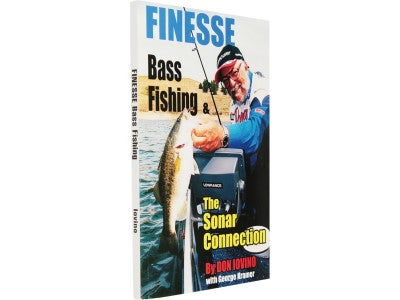 Don Iovino Finesse and the Sonar Connection Book