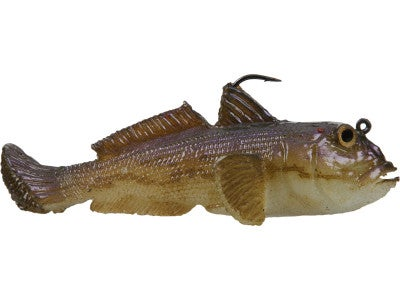 Joe Balog's Goby Replica Swimbait