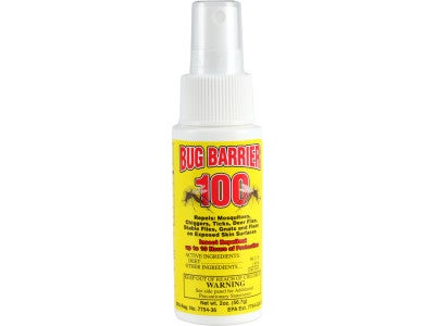 Jacks Juice Bug Barrier 2oz