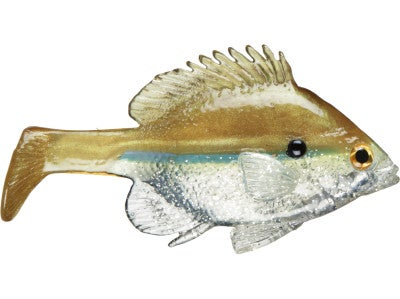 Jerry Rago Bluegill Line Through Boot Tail