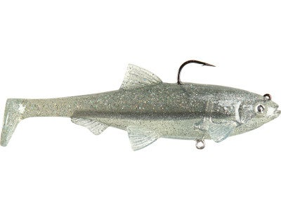 Jerry Rago Top Hook Mini BV3D Pro Swimbaits